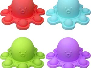 LARGE SILICONE OCTOPUS POPPER