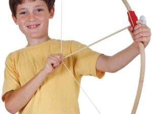 Tobar 12939 WOODEN BOW AND ARROWS
