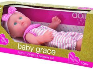 Dolls World – Baby Grace Doll