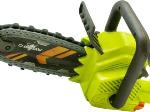 Tuff Tools Clean Cut Chainsaw Toy With Sound
