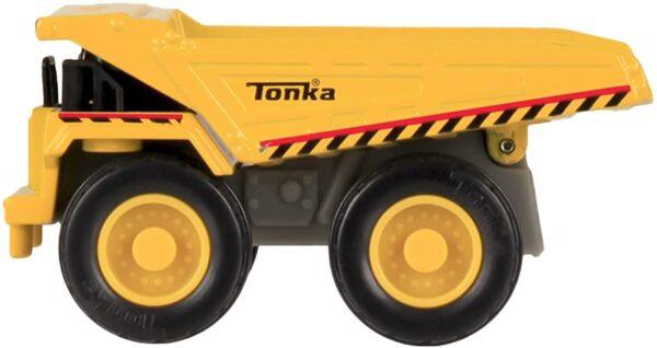 Knex Tonka Metal Movers Dig and Dirt Playset