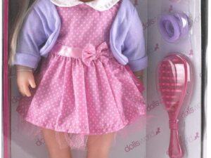 Dolls World – Charlotte – Pink White