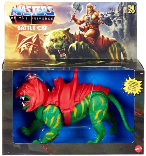 Masters of the Universe® Origins Battle Cat® Action Figure
