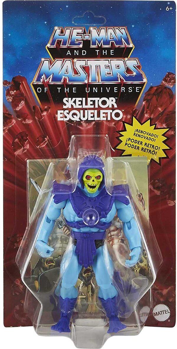 Masters of the Universe® Origins Skeletor® Action Figure