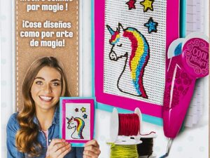 Cool Maker Handcrafted Stitch N' Style Diary Activity Kit