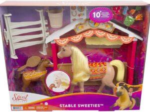 Spirit Untamed Stable Sweeties Playset
