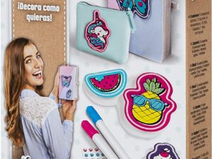 Cool Maker Handcrafted Fashion Patches Activity Kit