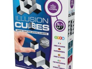 The Happy Puzzle Company Illusion Cubes