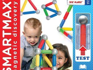 Smart Games SMARTMAX Magnetic Construction Kit