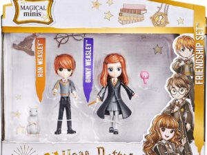 Wizarding World Harry Potter Magical Ron-Giny Friendship Set