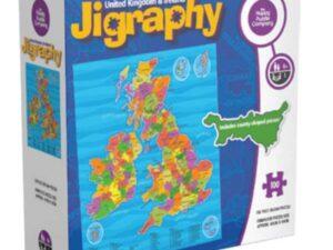 The Happy Puzzle Company Jigraphy Ireland & UK