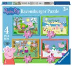 Ravensburger Peppa Pig Four Seasons 4 in a Box – 03114