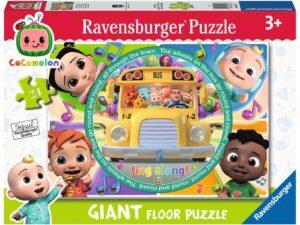 Ravensburger Cocomelon Giant Floor Puzzle 24pc – 03117