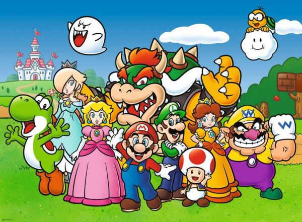 Ravensburger Super Mario Fun – 12992