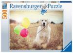 Ravensburger Happy Retriever 500pc – 16585