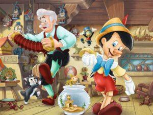 Ravensburger Pinocchio Collector's edition – 16736