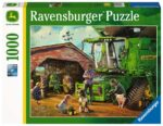 Ravensburger John Deere Then & Now – 16839