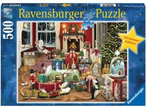 Ravensburger Enchanted Christmas 500pc – 16862
