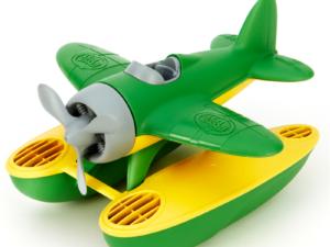 Bigjigs Seaplane (Green Wings)