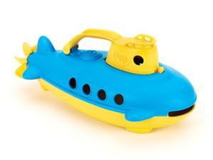 Bigjigs Submarine (Yellow Handle)