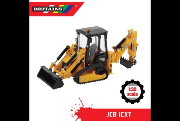 Britains JCB 1 CXT