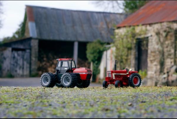Britains International Harvester Farmall 1066