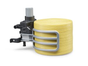 Bruder 02332 Accessory: Bale gripper with 1 round bale