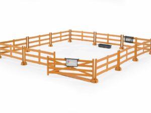Bruder 62604 Pasture fence (brown)