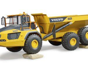 Bruder 02455 Volvo Hauler A60H