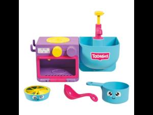 Toomies E73264 Bubble & Bake Bathtime Kitchen
