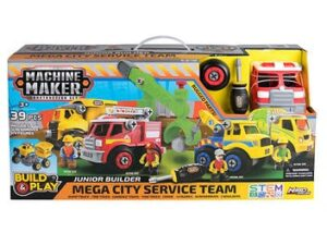 Machine Maker City Service