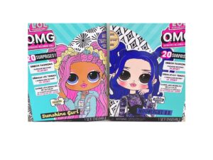 MGA 578185 Lol Surprise Omg Core Doll Asst Series 4.5