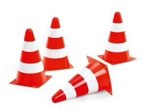 Rolly Traffic Cones
