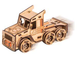 Smart Games Stem Wheels – Race Truck
