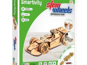 Smart Games Stem Wheels – Speedster