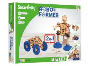 Smart Games Smartivity Roboformer