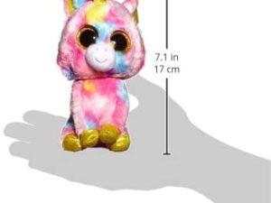 TY 36158 – Fantasia the Unicorn Beanie Boo Plush Toy