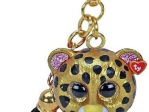 TY 25061 – Mini Boo Collectible Clips Sterling Leopard