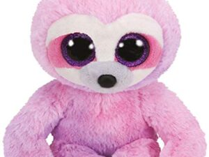 TY 36447 – Dreamy Purple Sloth Beanie Boo Plush Toy