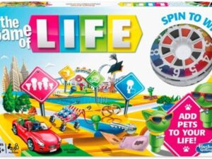 Hasbro F0800 The Game Of Life