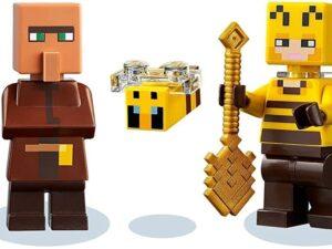 LEGO 21165 Minecraft The Bee Farm