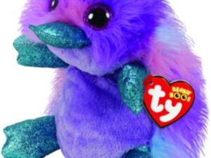 TY 36445 – Zappy Purple Platypus Beanie Boo Plush Toy