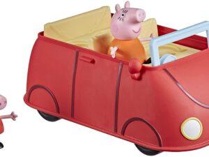 Hasbro F2184 Peppa Pig Adventures Peppa's Family Red Car Preschool Toy