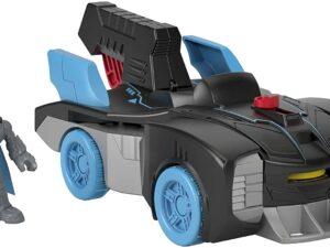 Imaginext DC Super Friends Bat-Tech Batmobile and Batman