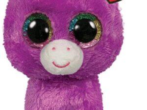 TY 36328 – Rosette Unicorn Beanie Boo Plush Toy