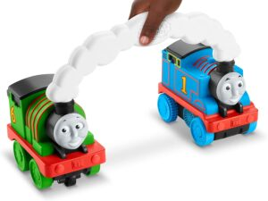 Fisher Price Thomas & Friends Race & Chase Thomas & Percy