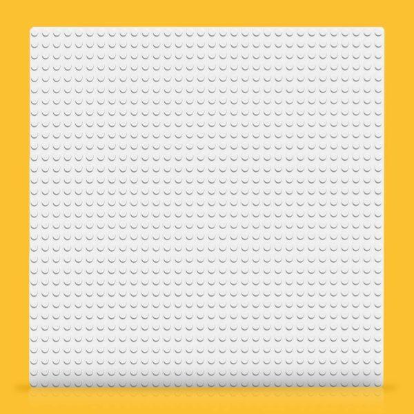 LEGO 11010 DUPLO White Baseplate