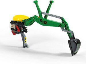 Rolly Toys 40935 Rolly Backhoe John Deere
