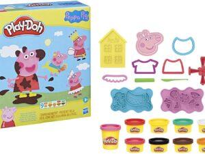 Hasbro F1497 Play-Doh Peppa Pig Stylin Set