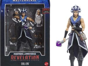 Masters of the Universe Masterverse Evil Lyn Action Figure